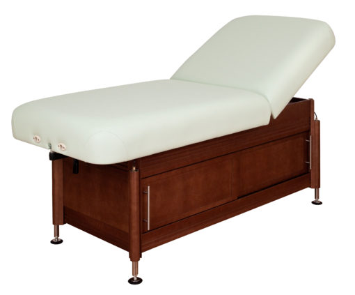 Clinician Manual-Hydraulic Lift-assist Backrest Top