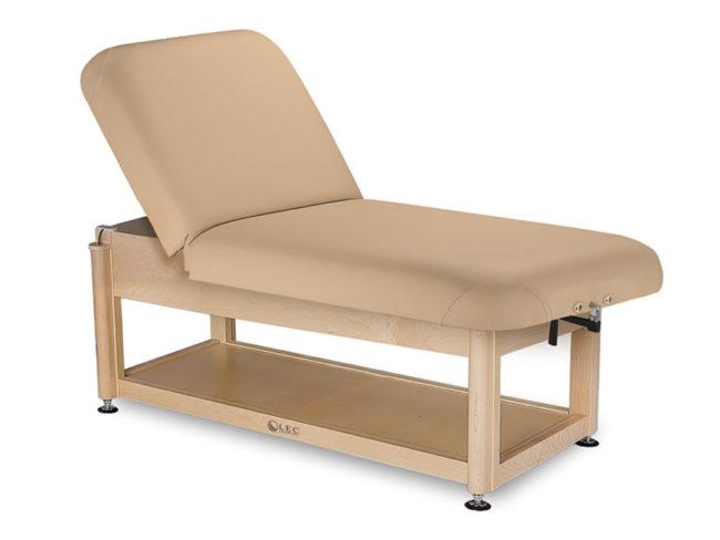 Living-Earth-Crafts-Napa-Facial-Spa-Treatment-Table-Shelf-Base-PowerAssist