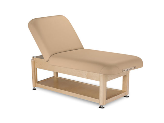 Living-Earth-Crafts-Serenity-Facial-Spa-Treatment-Table-Shelf-Base-PowerAssist