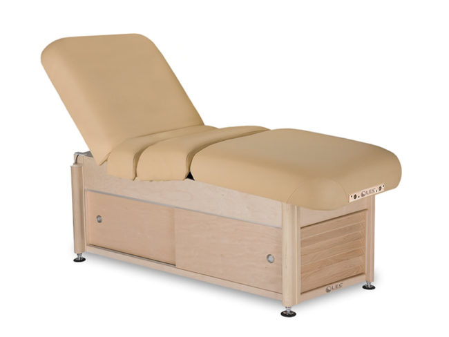Living-Earth-Crafts-Serenity-Salon-Treatment-Table-Cabinet-Base-PowerAssist