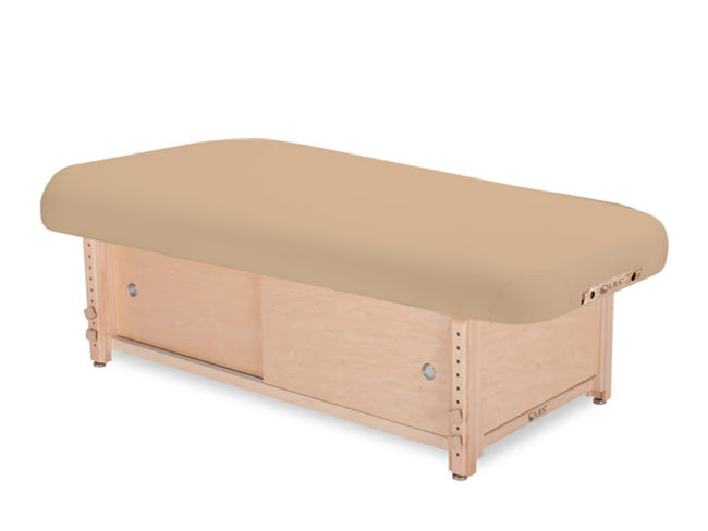 Living-Earth-Crafts-Sonoma-Flat-Top-Spa-Treatment-Table-Cabinet-Base