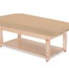Living-Earth-Crafts-Sonoma-Flat-Top-Spa-Treatment-Table-Shelf-Base