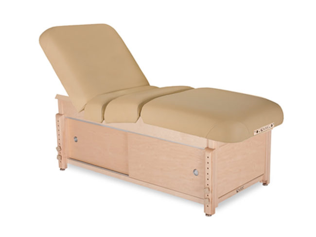 Living-Earth-Crafts-Sonoma-Salon-Spa-Treatment-Table-Cabinet-Base-Power-Assist