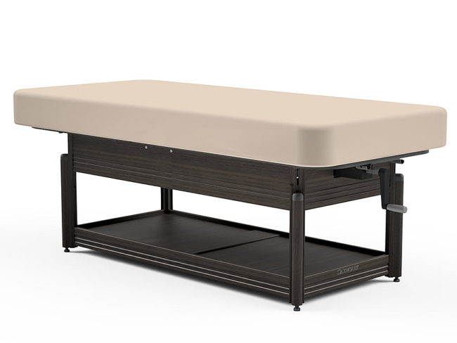 Oakworks-Clinician-Manual-Hydraulic-Flat-Top
