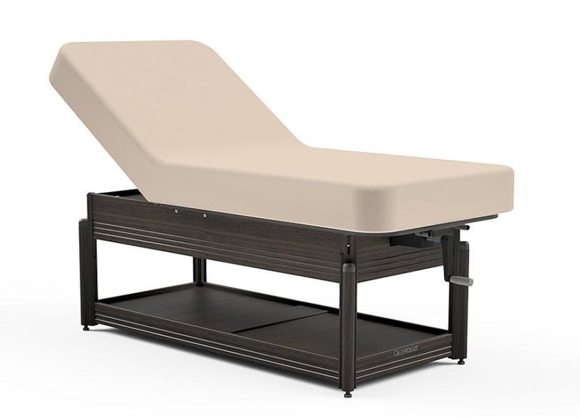 Oakworks-Clinician-Manual-Hydraulic-Lift-Assist-Backrest-Top